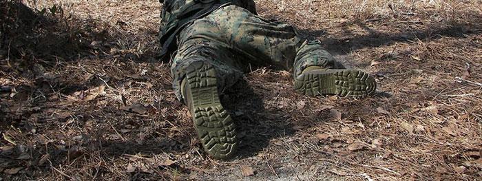 Airsoft uitrusting - schoenen