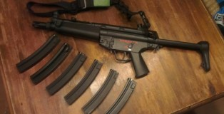 Classic Army B&T MP5 A5 Navy