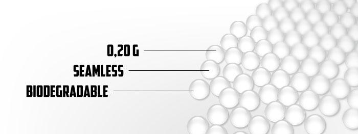 Verschillen in gewicht, fabrikant en meer bij airsoft BB's