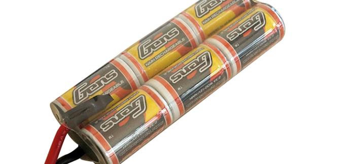 Airsoft en accu's / batterijen