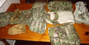 Mijn eerste airsoft outfit