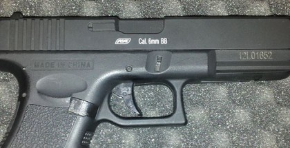 ASG Glock 18c - Featured