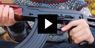 GHK AKS-74U GBB