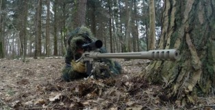 EDM-200 Single-Bolt-Action-Sniper-Rifle