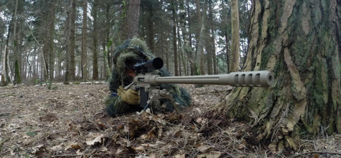 ARES EDM-200 Single-Bolt Action Sniper Rifle