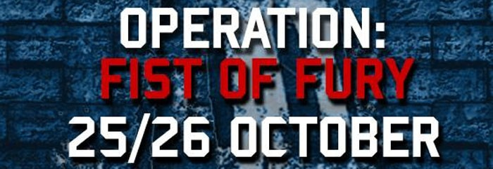 Operation: Fist of Fury | 3Division