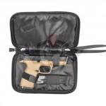 Airsoft pistool vervoeren: Tas