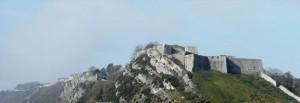 Airsoft-locatie - Fort Citadel Charlemont - Givet